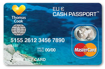 Thomas cook forex card registration